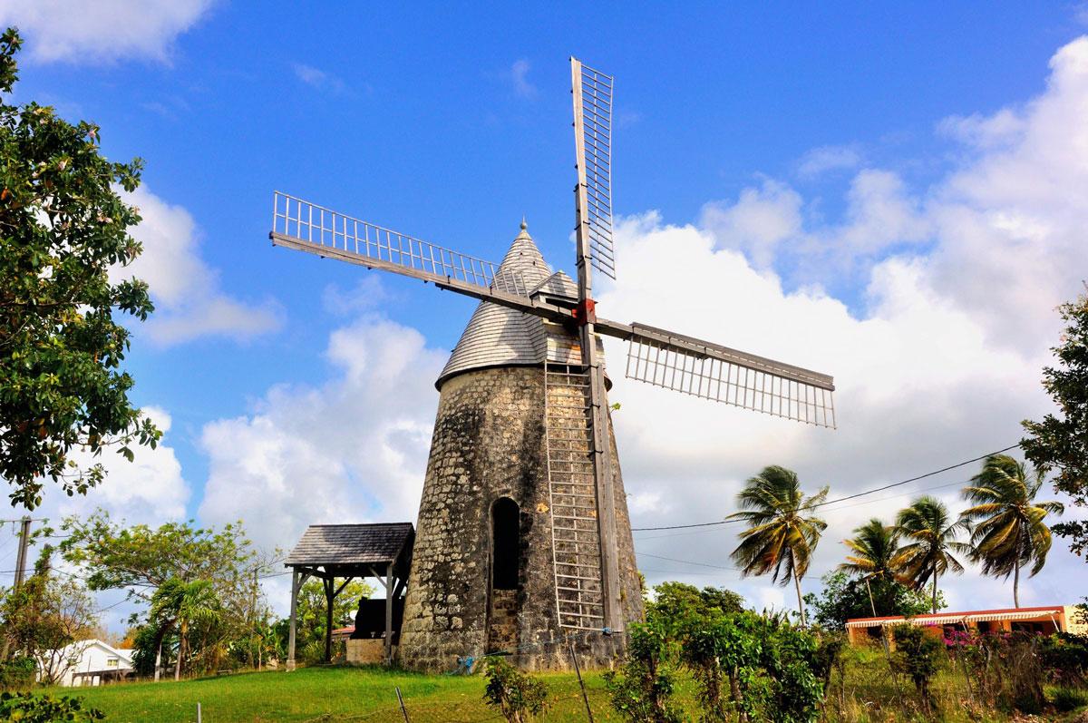 l'île aux cents moulins